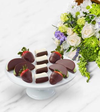 Care & Condolences Flowers and Fruit
