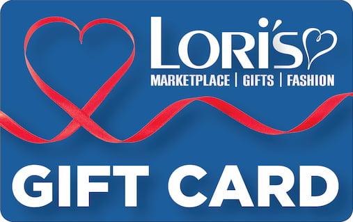 Lori's Gift Card – Loadable