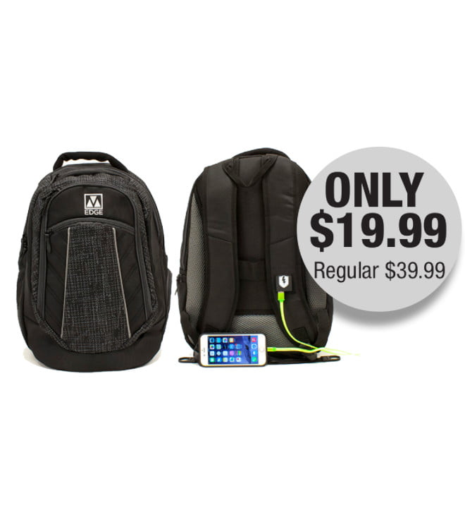Commuter (v3) Backpack with Battery