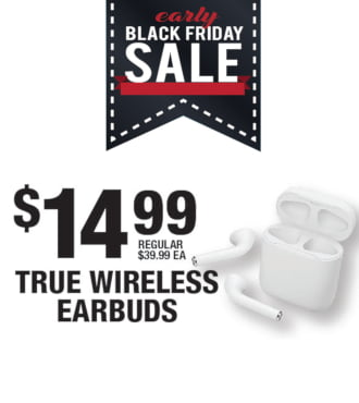 inPods Wireless Earbuds