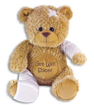 Get Well Signature Bear