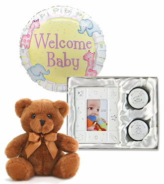Welcome Baby! Bundle
